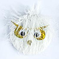 Zottelmonster Hedwig