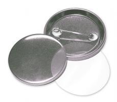 Buttonrohlinge Ø 55 mm (Folie Ø 68mm)